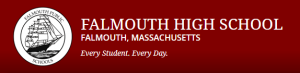 Falmouth High School logo