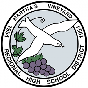 Logo of Martha's Vineyard Regional High School