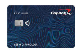 Capital One card
