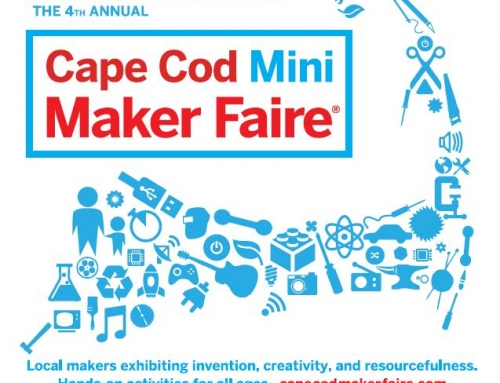 Proud Sponsor of the CC Mini Maker Faire